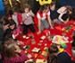 Los colegiados, sus hijos y nietos pudieron disfrutar juntos de una divertida Fiesta de Reyes solidaria, con el preestreno exclusivo de la película