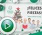 El Colegio de Veterinarios de Madrid os desea Felices Fiestas y un año 2017 cargado de salud, trabajo e ilusión