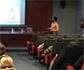 Cerca de 80 profesionales asistieron a la jornada formativa sobre 'Lesiones observadas en la inspección post mortem', celebrada en la sede del COVM