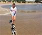 Barcelona contará con una playa con duchas y urinarios para perros