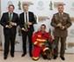 El Colegio de Veterinarios de Madrid premia a la Comunidad de Madrid, al juez Grande Marlaska y al perro 'Nick', por su implicación con el bienestar animal