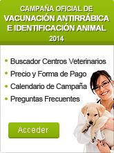 Campaña vacunacion e identificacion animal 2014