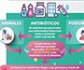 Infografía OCV: La resistencia a antibióticos es un problema de salud pública, contra el que debemos luchar veterinarios y otros sanitarios, bajo el enfoque 'One Health'