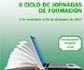 II Ciclo de jornadas de formación de la Asociación del Cuerpo Nacional Veterinario