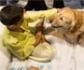 MSD Animal Health garantiza la terapia asistida con perros, a niños ingresados en la UCI del Hospital 12 de Octubre de Madrid