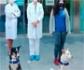 Las terapias caninas vuelven a los hospitales adaptadas a la Covid-19