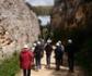 Los colegiados y sus acompañantes disfrutaron el sábado de una interesante visita cultural a los yacimientos de Atapuerca, organizada por el Colegio de Veterinarios de Madrid
