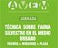 Jornada técnica sobre fauna silvestre en el medio urbano, organizada por la Asociación de Veterinarios Municipales