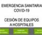 El Colegio acerca las necesidades urgentes de los hospitales a los colegiados que puedan ceder equipamientos como respiradores y ventiladores