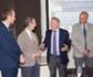 El profesor Alan Radford, prestigioso epidemiólogo de la Universidad de Liverpool, acudió a un encuentro profesional en la sede de Colvema