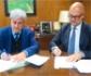 El Consejo General de Colegios Veterinarios y la Fundación Vet+i firman un Convenio de Colaboración