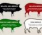 Asaja Córdoba informa del etiquetado del jamón ibérico para evitar confusiones en la campaña navideña