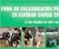 Foro de Colaboración Público-Privada en Sanidad Animal en Rumiantes,organizado por la Plataforma Tecnológica Española de Sanidad Animal (Vet+i)