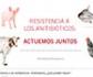 Vídeos de la OIE sobre la lucha frente a las resistencias a antibióticos