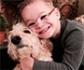 Los beneficios que aportan los animales a las personas con síndrome de Down