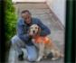 El cuidado de un perro, como terapia para presos