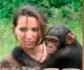 Rebeca Atencia, colegiada en Colvema y experta primatóloga: 'A los grandes simios no se les puede pedir que tengan distanciamiento social'