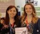 Dos veterinarias ganan sendas inscripciones al curso online de interpretación radiológica de pequeños animales de Colvema, gracias a su participación en el sorteo organizado durante Iberzoo+Propet