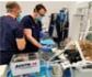 Un equipo veterinario prueba con éxito el primer ventilador de turbina para pacientes con COVID-19