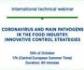 Webinar internacional gratuito sobre coronavirus y patógenos en la industria alimentaria
